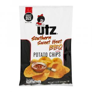 Utz Southern Sweet Heat BBQ Potato Chips