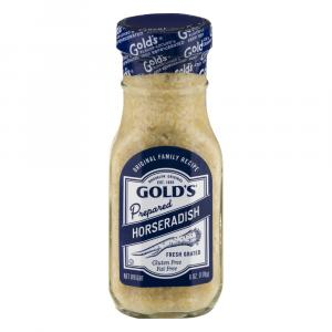 Gold's Prepared White Horseradish