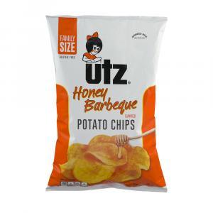 Utz Honey BBQ Potato Chips
