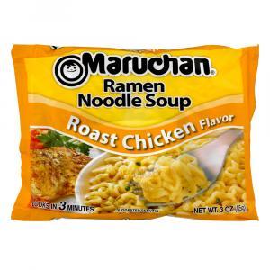 Maruchan Roasted Chicken Ramen Noodles