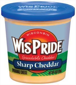 Wispride Sharp Cheese Cup