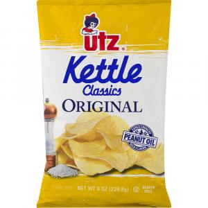 Utz Kettle Classics Potato Chips