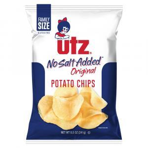 UTZ No Salt Chips