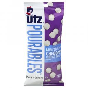 Utz Mini White Cheddar Cheese Ball