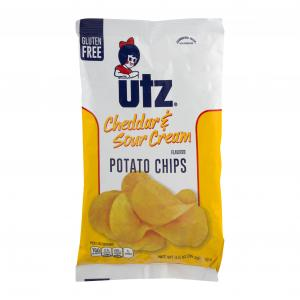 Utz Sour Cream & Onion Potato Chips
