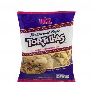 Utz White Corn Tortilla Strips