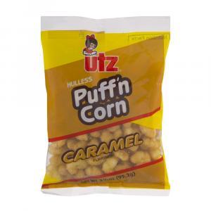 Utz Caramel Puff n Corn