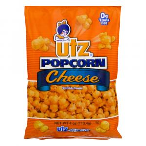 Utz Cheese Popcorn