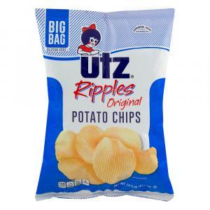 Utz Big Bag Ripple Chips