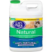 Cat's Pride Light Weight 100% Natural Scoopable Litter
