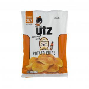 Utz Yuengling Hot Potato Chips