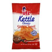Utz Smokin Sweet Kettle Chips