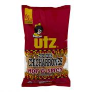 Utz Pork Rinds Hot & Spicy