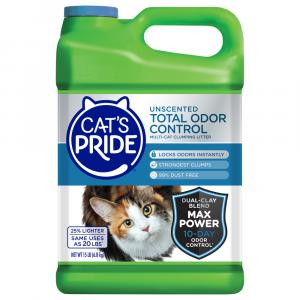 Cat's Pride Fresh & Light Litter Fragrance-free Scoopable