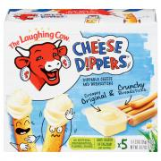 The Laughing Cow Classic Breadstick Cheese Dippers