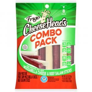Frigo Mozzarella and Salami Stick Snack Kit