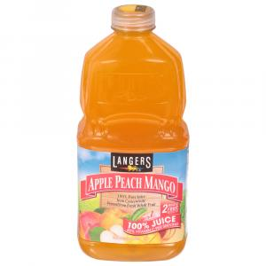Langers Apple Peach Mango Juice