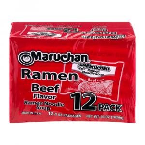 Maruchan Beef Ramen Noodles