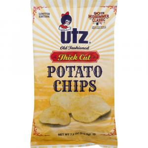 UTZ Old Fashioned Thick Cut Potato Chips