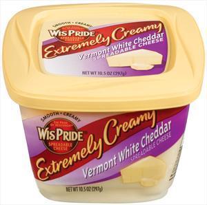 Wispride Vermont White Cheddar