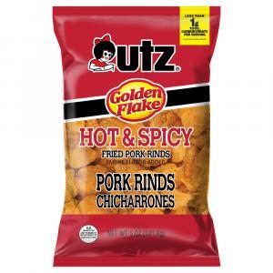 Utz Hot & Spicy Pork Rinds