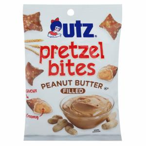Utz Pretzel Bites Peanut Butter Filled