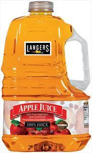 Langers Apple Juice