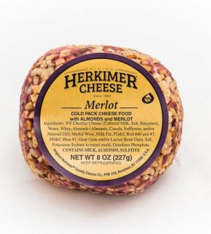 Herkimer Cheese Merlot Cheese Ball