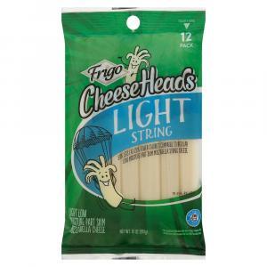 Frigo Cheese Heads Light String Cheese