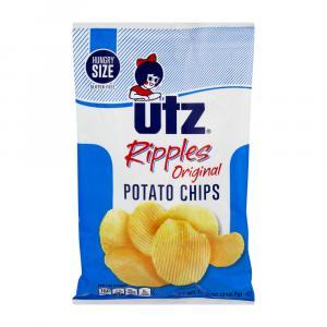 Utz Original Ripples Potato Chips
