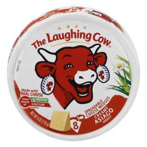 Laughing Cow Creamy Asigo Wedge