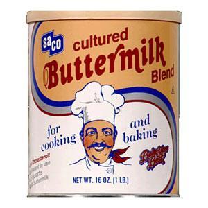Saco Cultured Buttermilk Powder