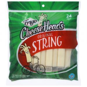 Frigo Cheese Heads 100% Natural String Cheese