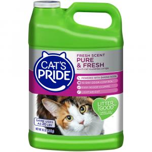 Cat's Pride Fresh & Light Multi-Cat Clumping Litter