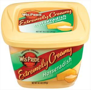 Wispride Horseradish Spread