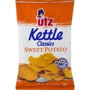 Utz Sweet Potato Kettle Classics Chips