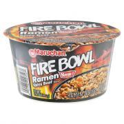 Maruchan Fire Bowl Ramen Spicy Beef Flavor