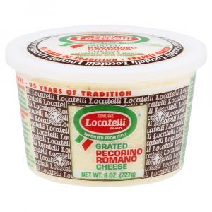 Locatelli Romano Grated Cheese Cup