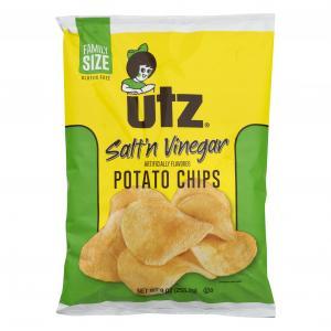 Utz Salt'n Vinegar Potato Chips