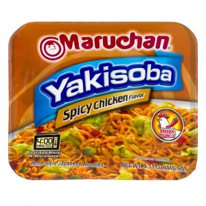 Maruchan Spicy Chicken Yakisoba Noodles