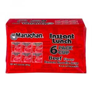 Maruchan Instant Lunch Beef Ramen Noodle