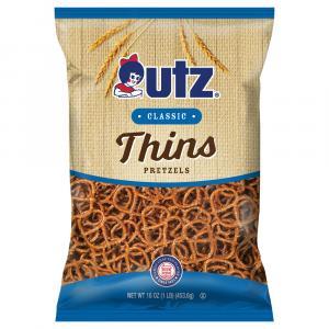 Utz Thin Pretzels