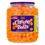 Utz Cheese Balls Barrel
