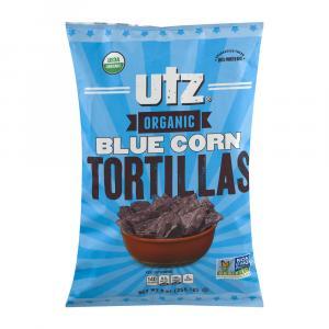 Utz Organic Blue Corn Tortilla Chips