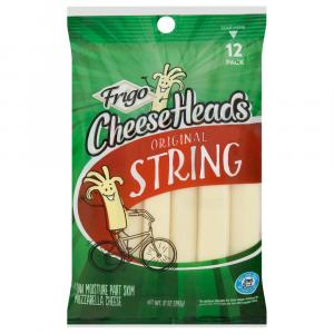 Frigo Cheese Heads String Cheese Original