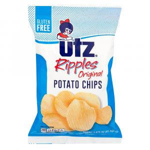 Utz Ripples Original Potato Chips