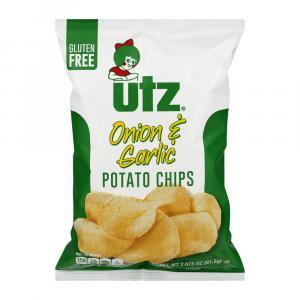 Utz Onion & Garlic Potato Chips