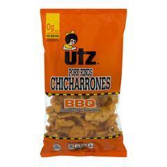 Utz BBQ Flavored Pork Rinds