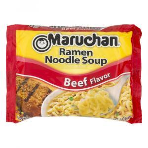 Maruchan Supreme Beef Ramen Noodles