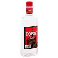 Popov Vodka Traveler 80 Proof